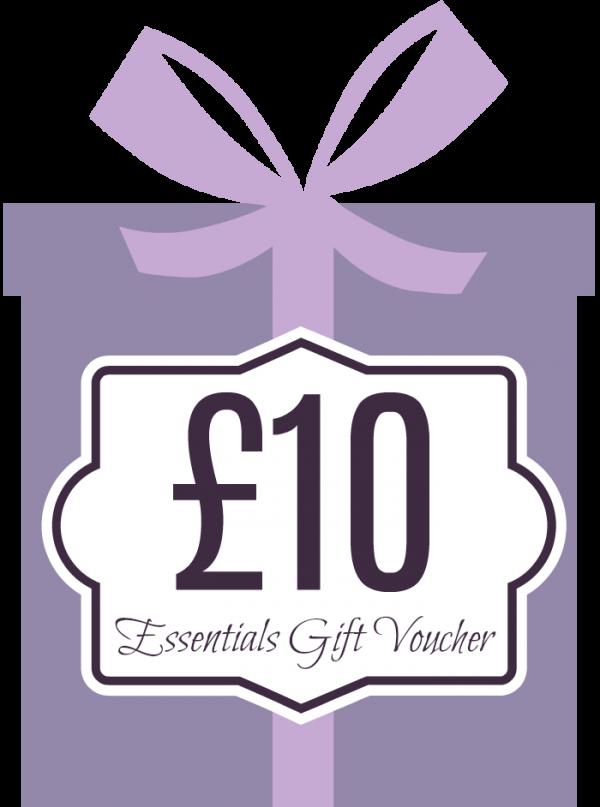 Essentials Gift Voucher £10