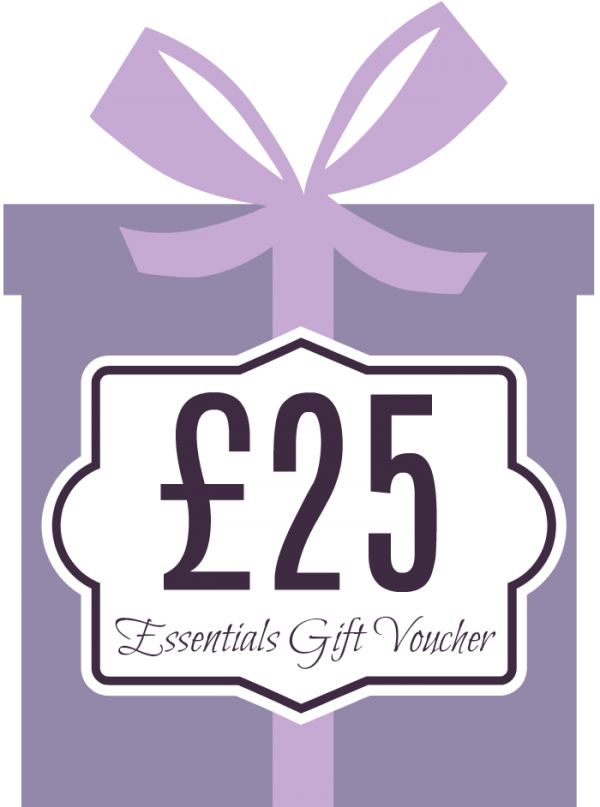 Essentials Gift Voucher £25